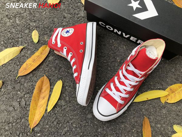 giày converse đỏ