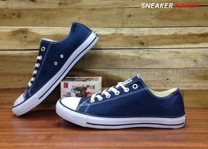 giày converse xanh da trời