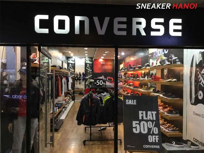 Shop giày converse tpHCM