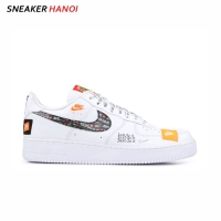 Giày Nike Air Force 1 Low 07 PRM Just Do It