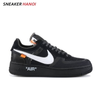 Giày Nike Air Force 1 Low Off-White Black White