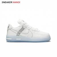 Giày Nike Air Force 1 React QS White Ice