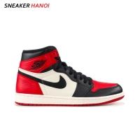 Nike Air Jordan 1 Retro High OG Bred Toe