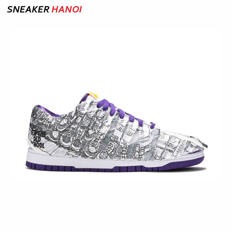 Giày Nike Dunk Low Flip The Old School