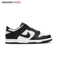 Giày Nike Nam Dunk Low Retro White Black