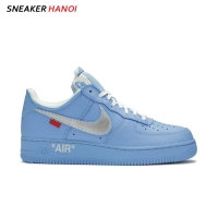 Giày Nike Off White X Air Force 1 Low 07 MCA