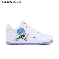 Giày Steven Harrington X Air Force 1 Low Flyleather QS Earth Day