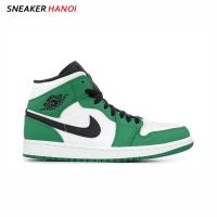 Giày Nike Air Jordan 1 Mid Pine Green