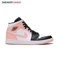 Giày Nike Air Jordan 1 Mid Crimson Tint