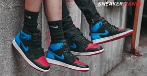 Cách phối đồ với giày Jordan 1 cổ thấp, cổ cao cho nam và nữ