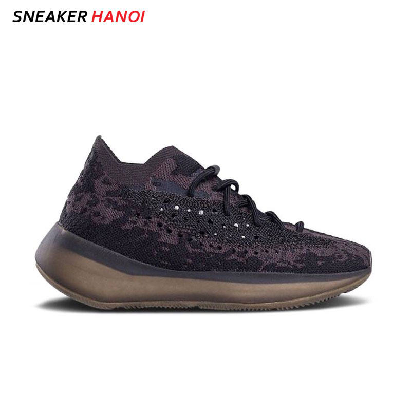 Giày Adidas Yeezy Boost 380 Onyx Non Reflective